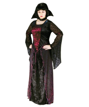 Vamptessa Adult plus size Costume