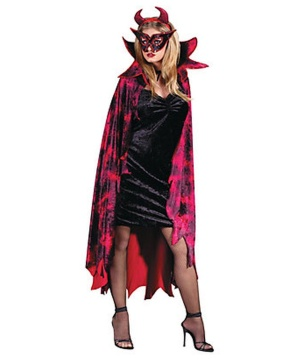 Red Hot Hellion Women Costume