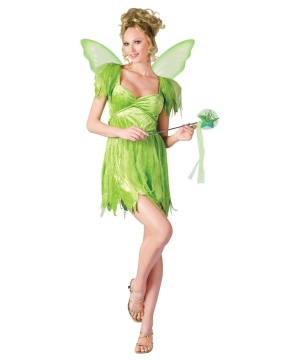 Neverland Fairy Women Costume