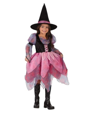 Wonderful Witch Baby Girls Costume