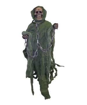 Hanging Reaper Prop Halloween Decoration