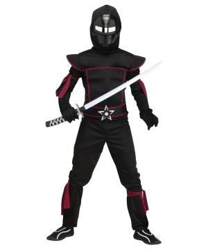 Galactic Ninja Boys Costume deluxe