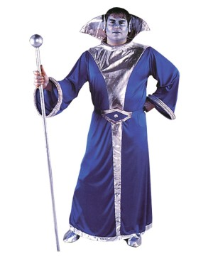 Galactic Royalty Mens plus size Costume