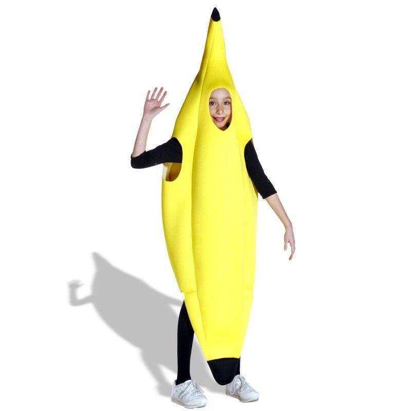 Banana Kid Costume Banana Costumes
