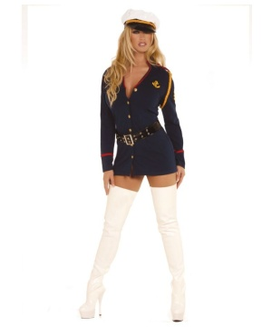 Gentlemens Officer Adult Costume