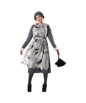 Ghastly Victorian Maid Womens Costume