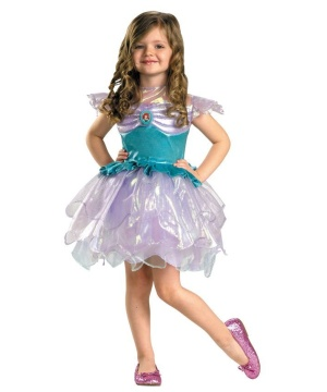 girls disney ariel toddler costume
