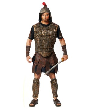Gladiator Armor Mens Costume