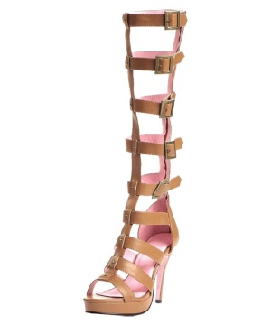 Gladiator Platform Womens Shoes