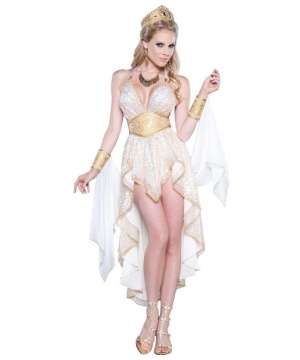 Glamorous Goddess Womens Costume