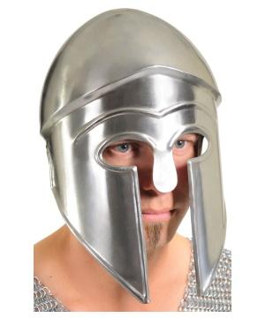 Greek Corinthian Metal Armor Helmet