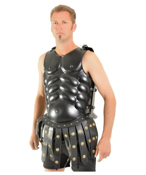 Greek Skirted Muscle Armor Cuirass