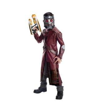 Guardians of the Galaxy Star Lord deluxe Boys Costume