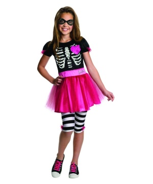 Halloween Barbie Girls Costume