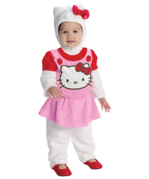 Hello Kitty Toddler Cutie Costume
