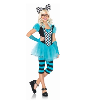 Hipster Alice Teen Costume