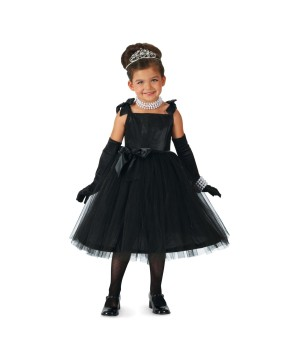 Hollywood Movie Star Girls Costume Prestige
