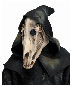 Horse Skull Latex Mask
