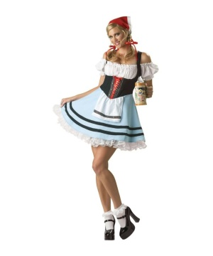 Oktoberfest Womens Costume deluxe