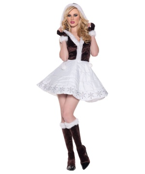 Igloo Cutie Womens Costume