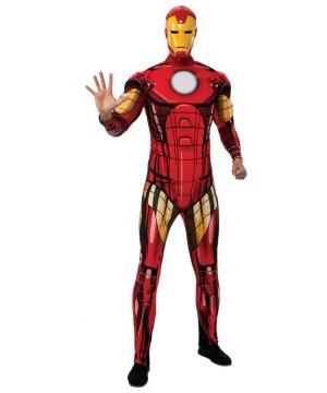 Iron Man Mens Costume