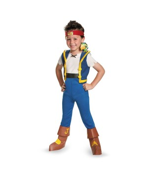 Jake and the Neverland Pirates Light-up Toddler/boys Costume