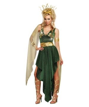 Lady Medusa Womens Costume deluxe
