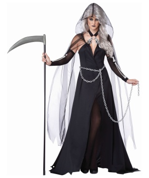 Lady Reaper Womens Costume