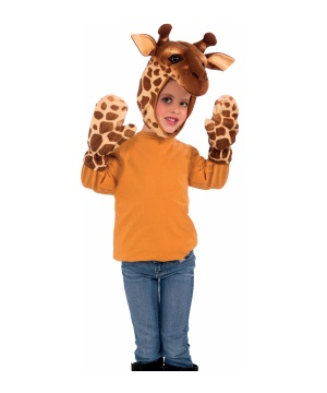 Lil Giraffe Kids Costume Kit