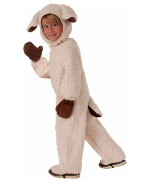 Lovable Plush Lamb Boys Costume