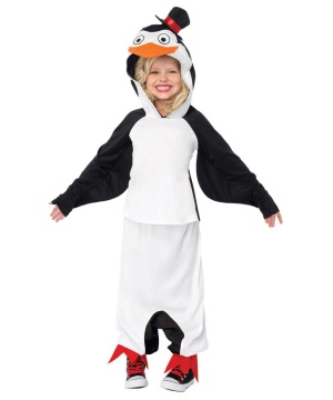 Madagascar Skipper the Penguin Kids Costume