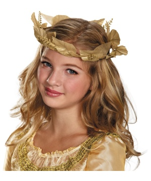 Maleficent Aurora Coronation Girls Headpiece