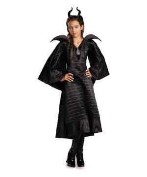 Maleficent Christening Gown Girls Costume deluxe