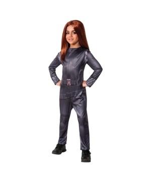 Marvel Black Widow Girls' Costume