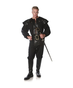 Medieval Defender Mens Costume