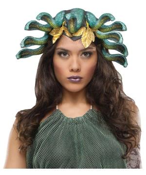 Medusa Snake Hair Headpiece