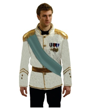 Mens Royal Prince Costume
