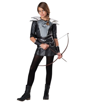 Midnight Huntress Girls Costume