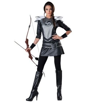 Midnight Huntress Womens Costume