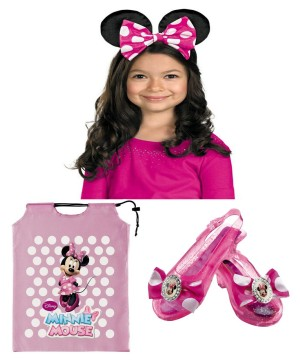 Minnie Mouse Glam Girls Gift Set