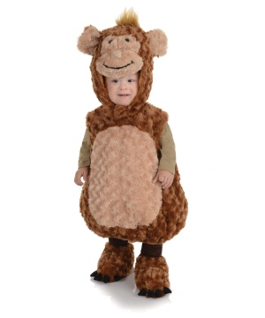 Monkey Toddler Boy Costume