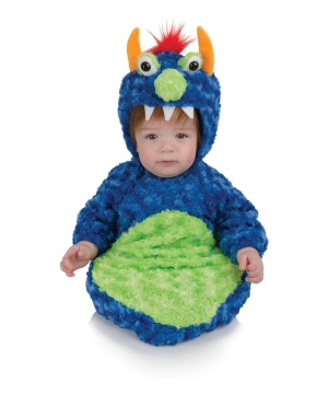 Monster Bunting Baby Costume