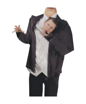 Headless Ghost Adult Costume