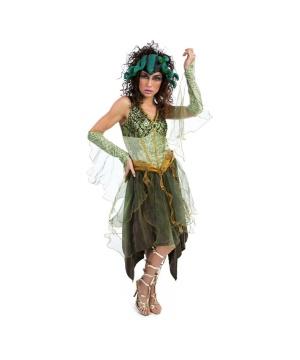 Mystic Medusa Womens Costume