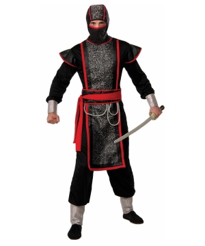 Ninja Master Mens Costume