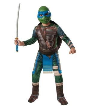 Ninja Turtle Leonardo Mens Costume