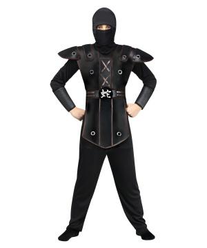 Ninja Warrior Boys Costume