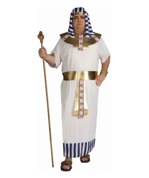 Pharaoh Egyptian plus size Men Costume
