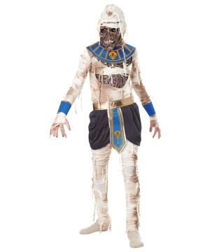 Pharaoh's Revenge Boys Egyptian Costume deluxe