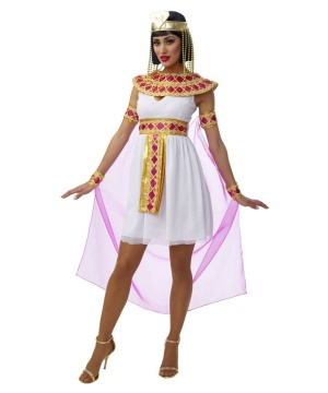 Pink Cleopatra Women Costume